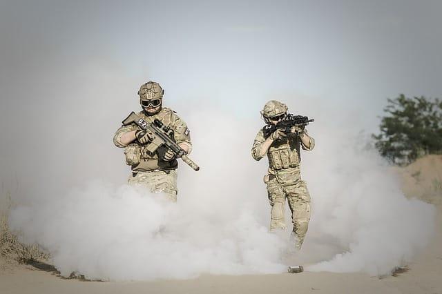 חיילים משוחררים